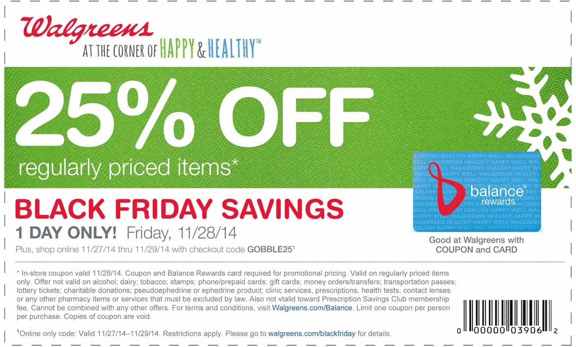 Walgreens coupons are paperless online! Clip coupons on 3aaa.ml & redeem in store or online for points and savings with your Balance Rewards membership.